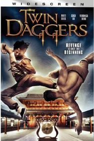 Twin Daggers - (Region 1 Import DVD)