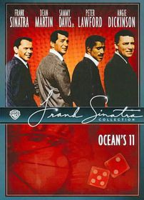 Ocean's 11 - (Region 1 Import DVD)