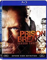 Prison Break:Season 3 - (Region 1 Import Blu-ray Disc)