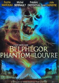 Belphegor:Phantom of the Louvre - (Region 1 Import DVD)