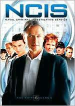 NCIS : Fifth Season - (Region 1 Import DVD)