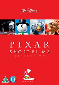 Pixar Short Films Collection - (Import DVD)