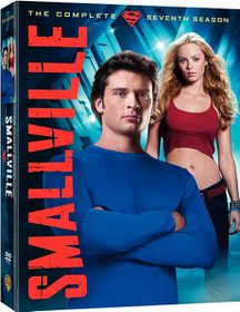 Smallville:Complete Seventh Season - (Region 1 Import DVD)