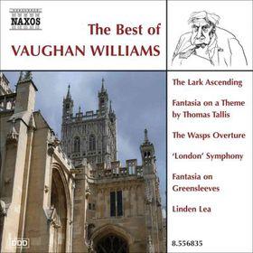 Best Of Vaughan Williams - Best Of Vaughan Williams (CD)