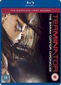 Terminator: The Sarah Connor Chronicles Season 1 - (Import Blu-ray Disc)