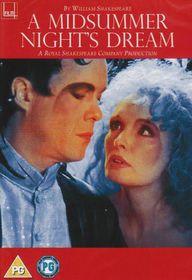 Midsummer Night's Dream - (Import DVD)