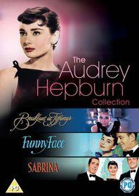 Audrey Hepburn Triple Set - (Import DVD)