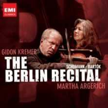 Argerich Martha - The Berlin Recital (CD)