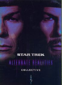 Star Trek:Alternate Realities - (Region 1 Import DVD)