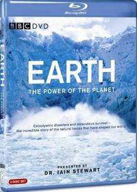 Earth: The Power of the Planet - (Import Blu-ray Disc)