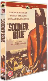 Soldier Blue - (Import DVD)
