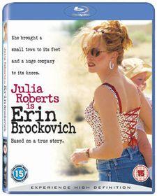 Erin Brockovich - (Import Blu-ray Disc)