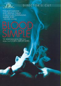 Blood Simple - (Region 1 Import DVD)