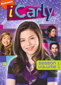 Icarly Season 1 Vol 1 - (Region 1 Import DVD)