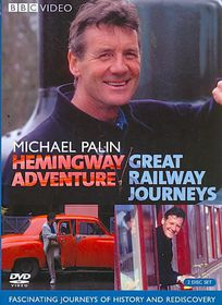 Michael Palin:Hemingway Adventure Wit - (Region 1 Import DVD)