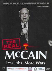 Real Mccain - (Region 1 Import DVD)