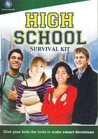 High School Survival Kit - (Region 1 Import DVD)