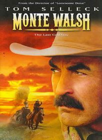 Monte Walsh - (Region 1 Import DVD)