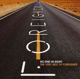 Foreigner - No End In Sight - Very Best Of Foreigner (CD)