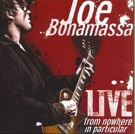 Live from Nowhere in Particular - (Import CD)