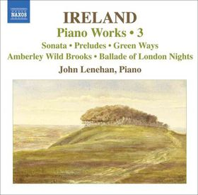 Ireland: Piano Works Vol 3 - Lenehan (CD)