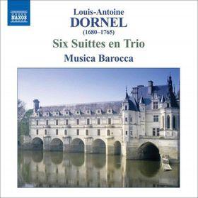 Dornel: Six Suites En Trio - Six Suites En Trio (CD)