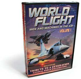 World Flight Vols 1 & 2 (Spy Power:Fi - (Region 1 Import DVD)