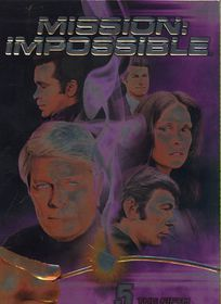 Mission Impossible the Fifth TV Seaso - (Region 1 Import DVD)