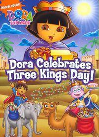 Dora the Explorer:Dora Celebrates Thr - (Region 1 Import DVD)