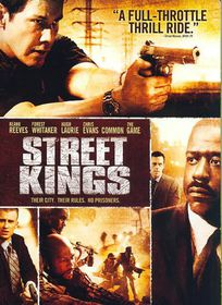 Street Kings - (Region 1 Import DVD)
