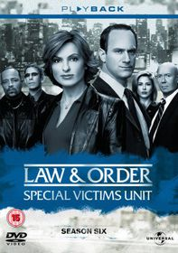 Law & Order-Special Victims Unit Series 6 - (Import DVD)