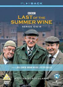 Last of the Summer Wine - Series 13-14 - Complete - (Australia parallel import)
