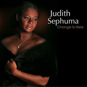 Sephuma Judith - Change Is Here (CD)