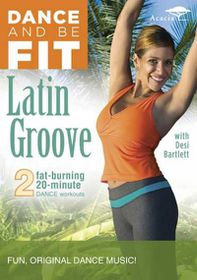 Dance and Be Fit:Latin Groove - (Region 1 Import DVD)
