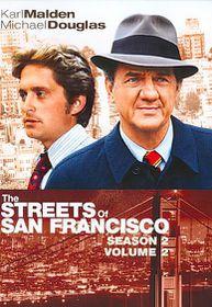 Streets of San Francisco : Season Two Vol 2- (Region 1 Import DVD)