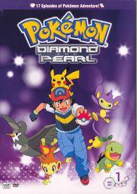 Pokemon:Diamond & Pearl Box Set 1 - (Region 1 Import DVD)