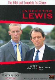 Inspector Lewis:Pilot & Series 1 - (Region 1 Import DVD)