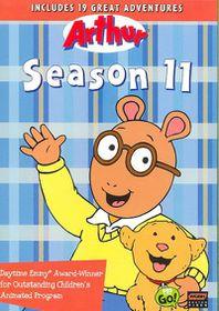 Arthur Season 11 - (Region 1 Import DVD)