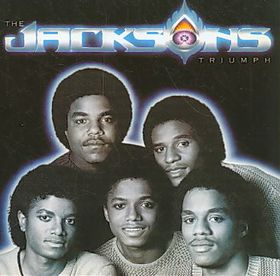 Jacksons The - Triumph (CD)