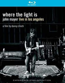 Where the Light is: John Mayer Live in Los Angeles - (Australian Import Blu-ray Disc)
