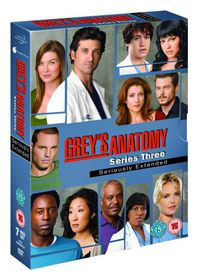 Grey's Anatomy - Complete Series 3 - (parallel import)