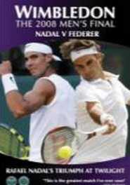 Wimbledon: The 2008 Men's Final - Nadal v Federer - (Import DVD)