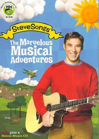 Marvelous Musical Adventures - (Region 1 Import DVD)