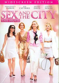 Sex and the City - (Region 1 Import DVD)