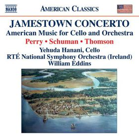 American Music For Cello & Orchestra - American Music For Cello & Orchestra (CD)