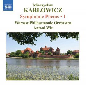 Warsaw Philharmonic Orchestra - Symphonic Poems - Vol.1 (CD)