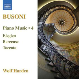 Harden, Wolf - Piano Music - Vol.4 (CD)