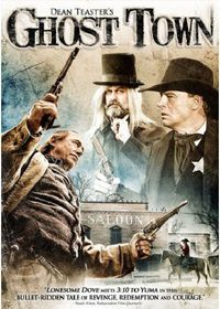 Dean Teaster's Ghost Town - (Region 1 Import DVD)
