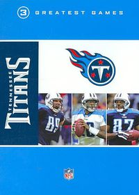 Nfl Greatest Games Series:Tennessee T - (Region 1 Import DVD)