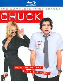 Chuck the Complete First Season - (Region 1 Import Blu-ray Disc)